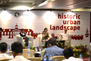 Workshop Historic Urban Landscape (HUL) 2016